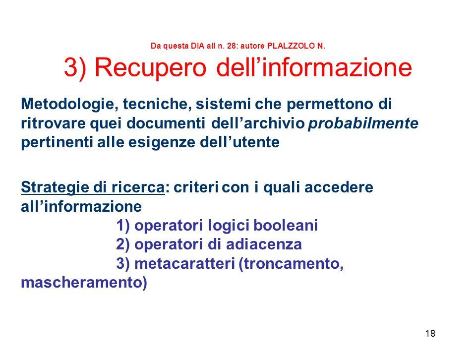 Strumenti per l accesso all informazione giuridica