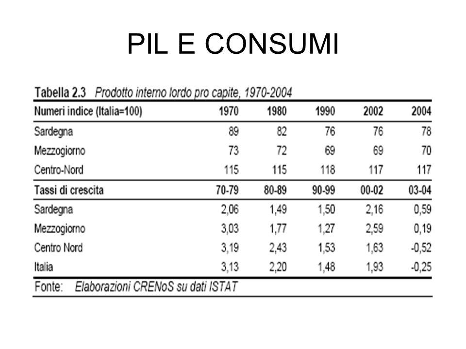 PIL E CONSUMI