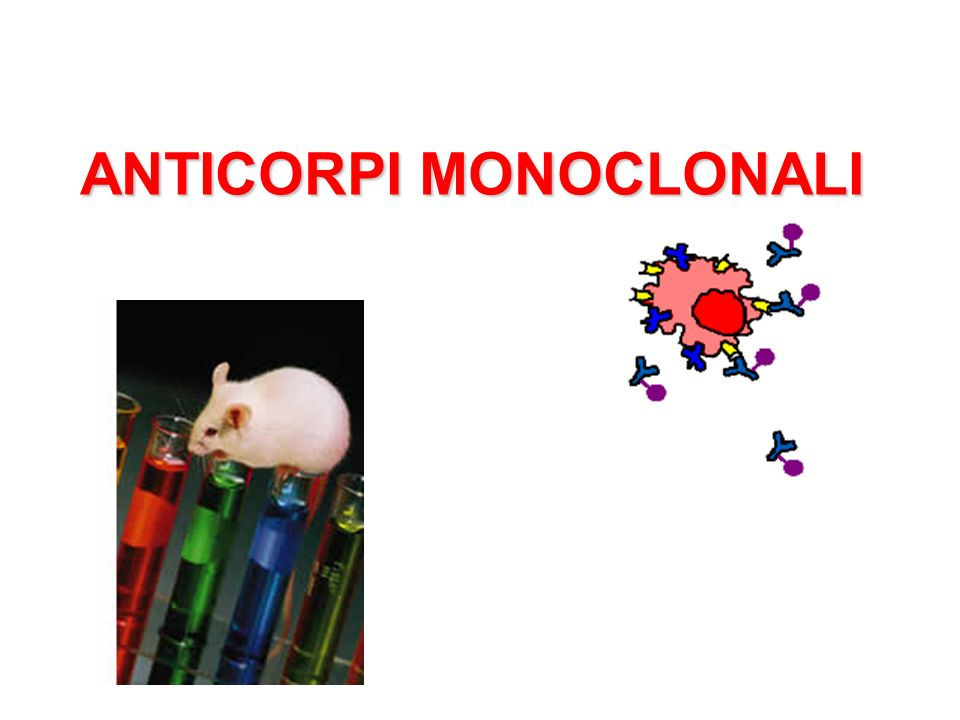 ANTICORPI MONOCLONALI