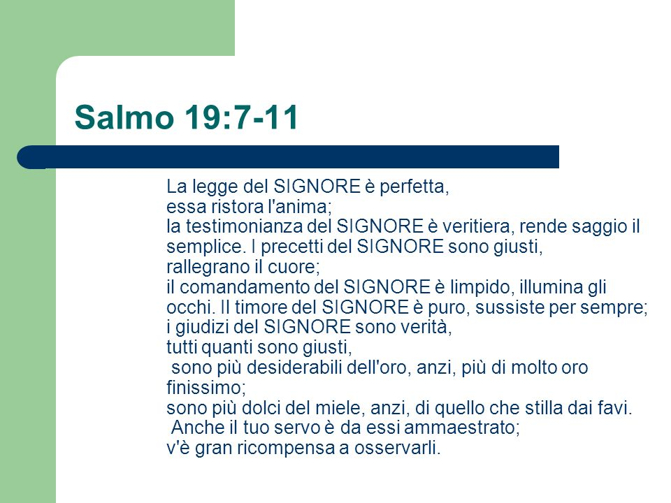 Salmo 19:7-11