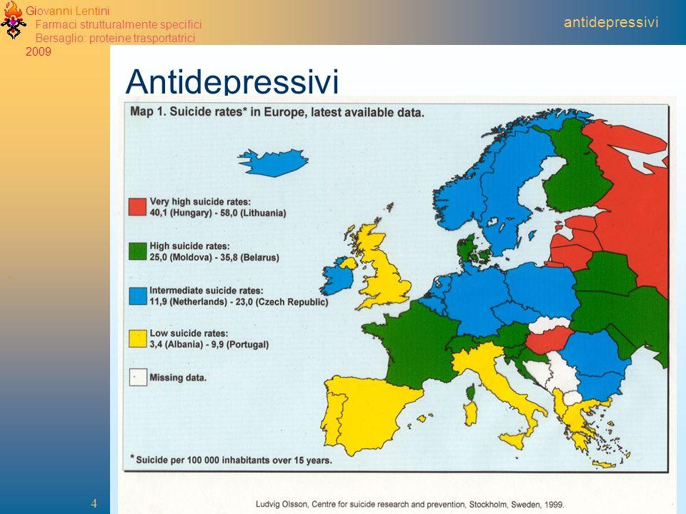 2005 antidepressivi Antidepressivi