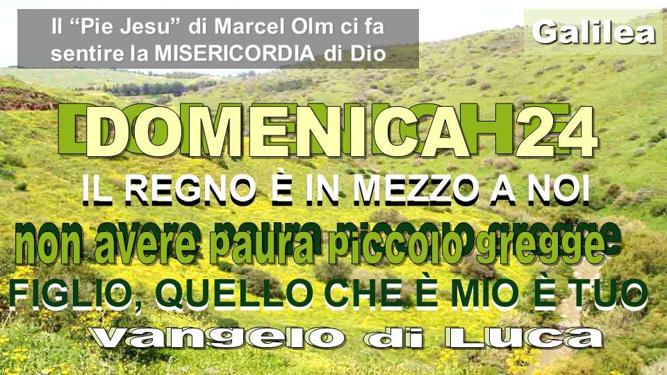Il Pie Jesu di Marcel Olm ci fa sentire la MISERICORDIA di Dio