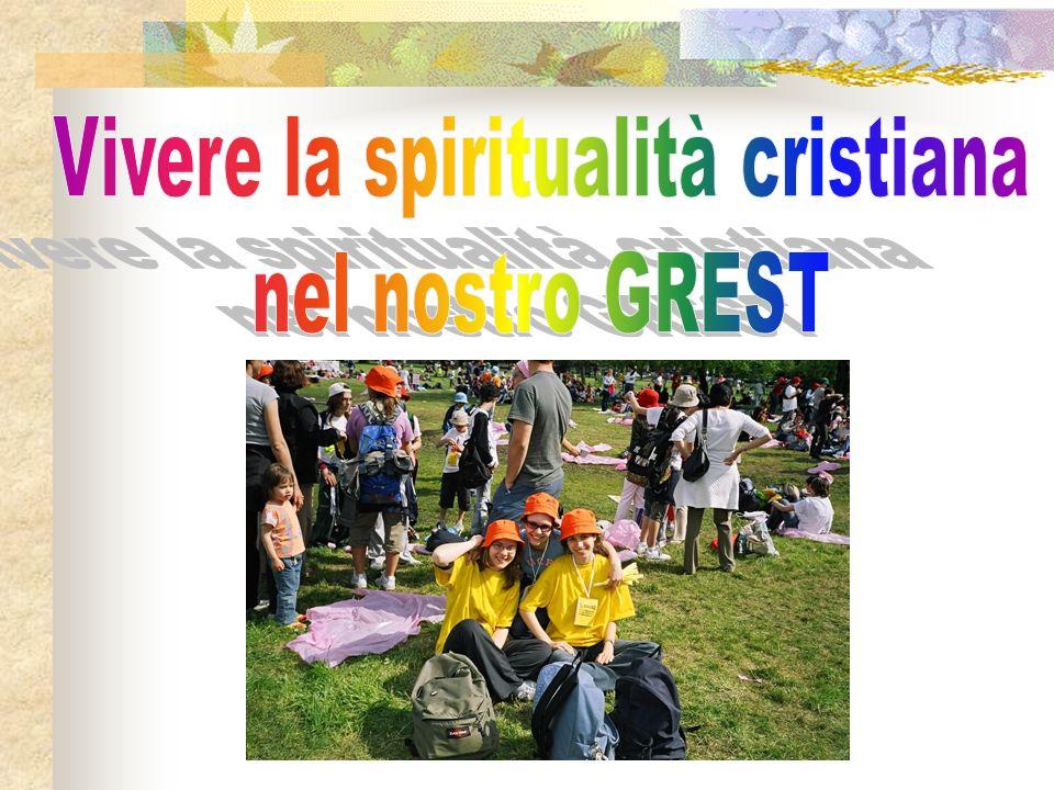 Vivere la spiritualità cristiana