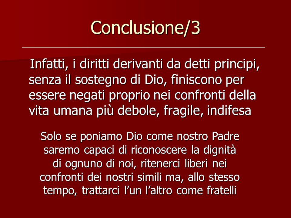 Conclusione/3