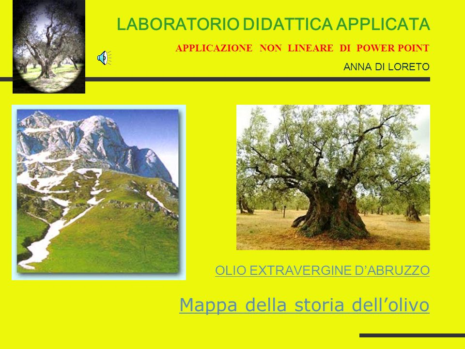 LABORATORIO DIDATTICA APPLICATA