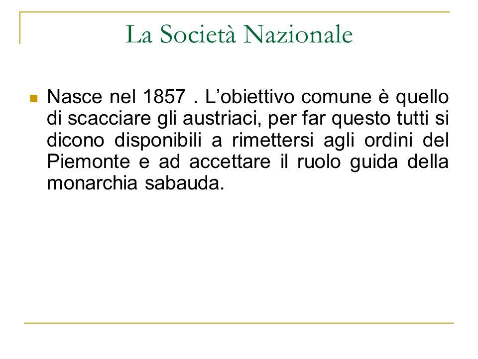 La Società Nazionale