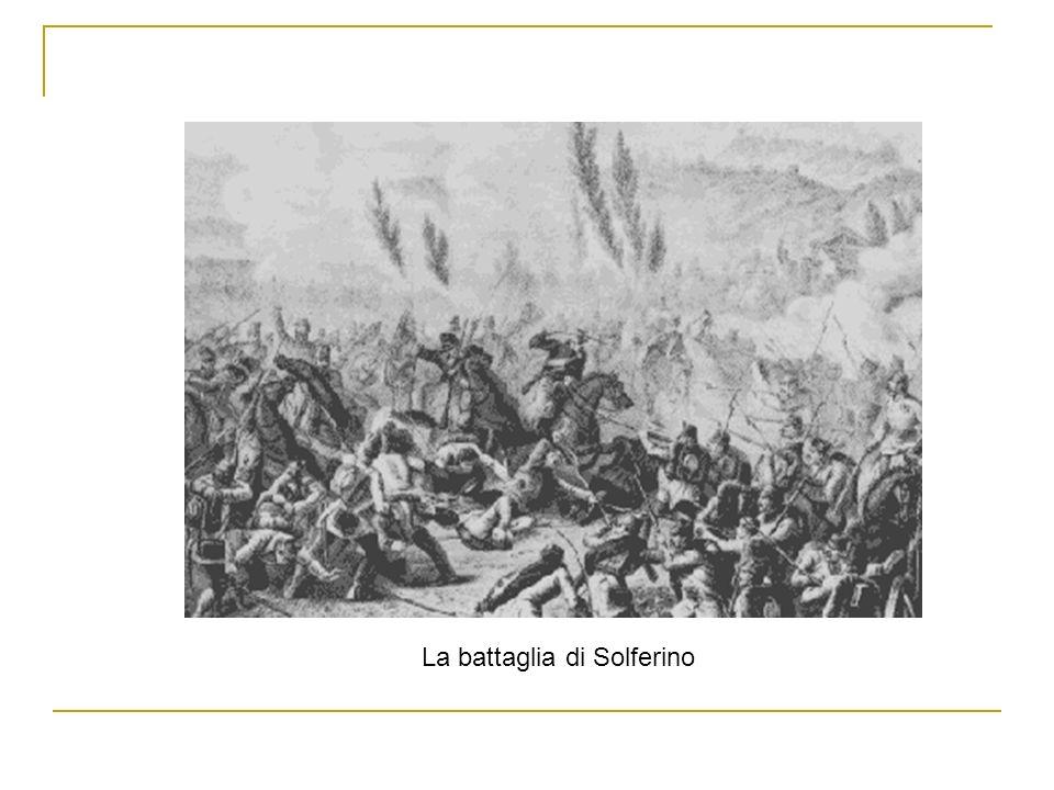 La battaglia di Solferino