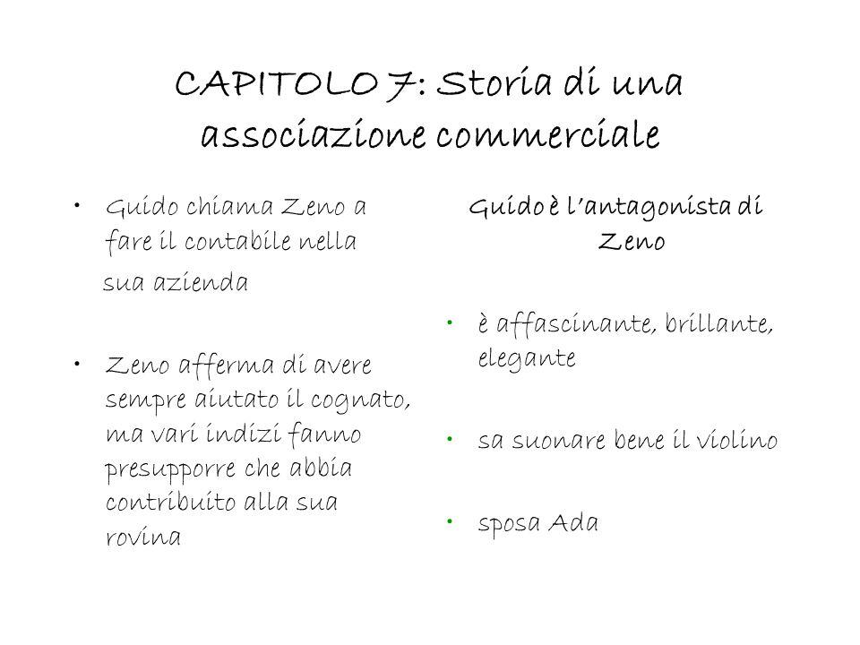 CAPITOLO 7: Storia di una associazione commerciale
