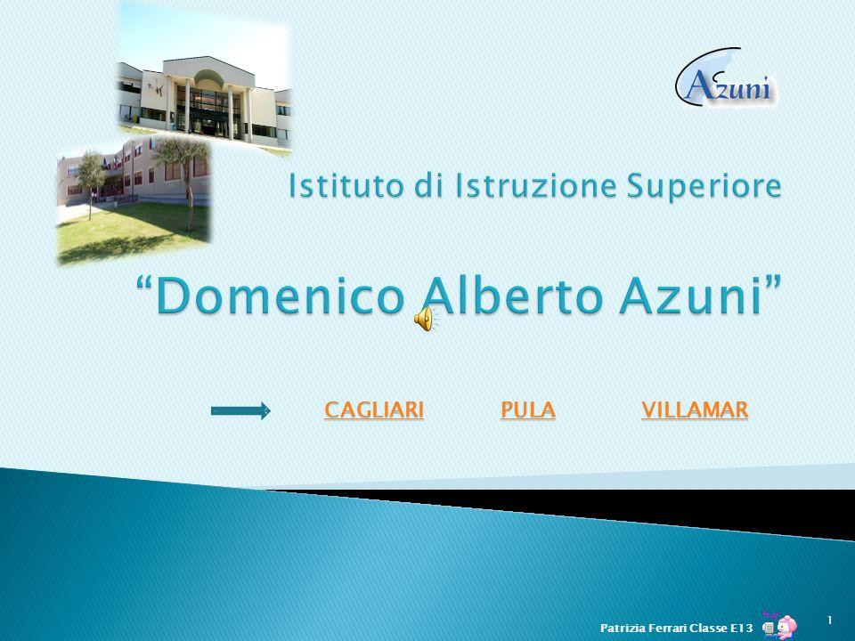 Istituto di Istruzione Superiore Domenico Alberto Azuni