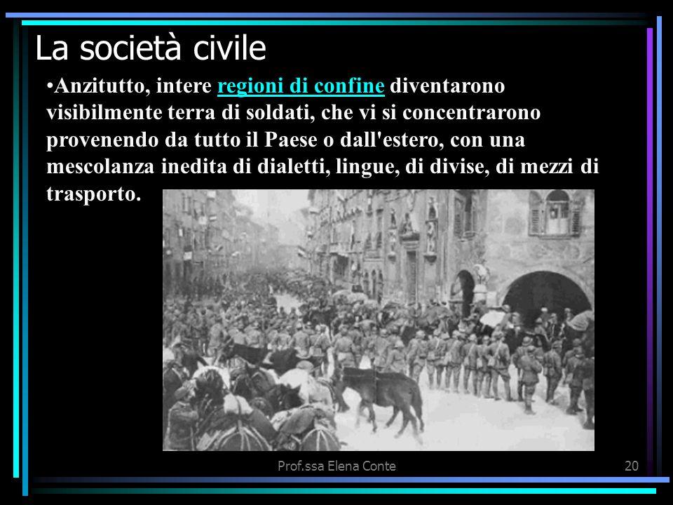 La società civile
