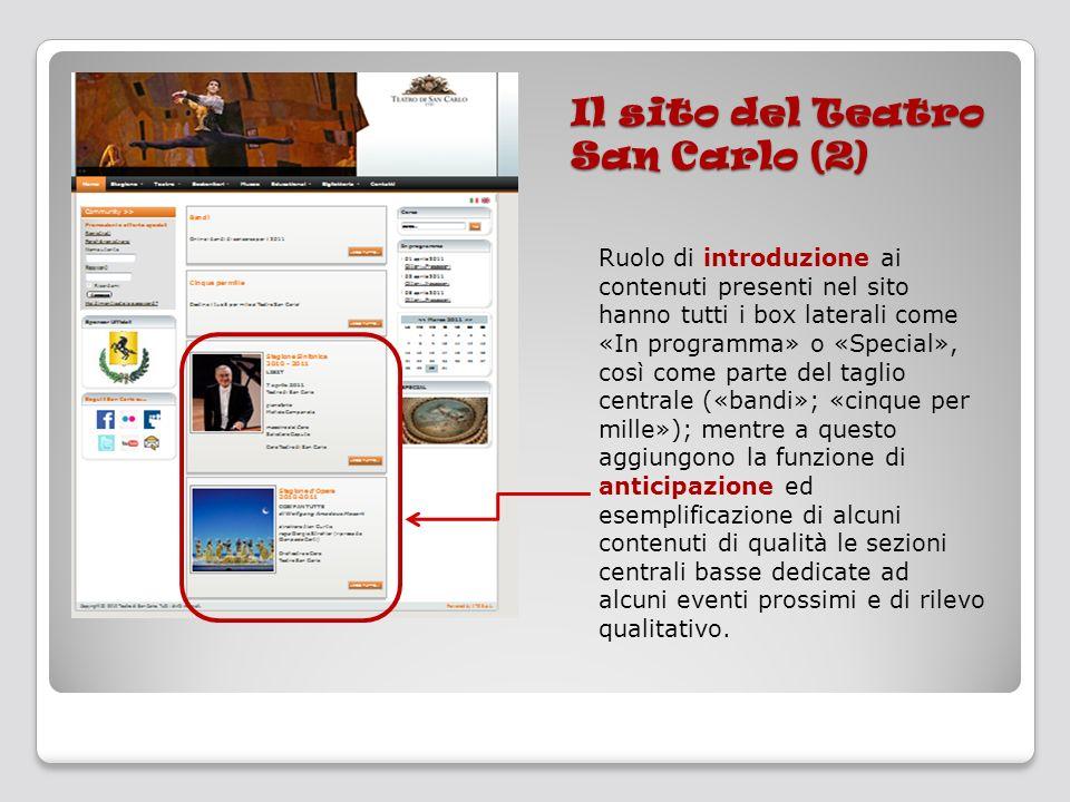 Il sito del Teatro San Carlo (2)