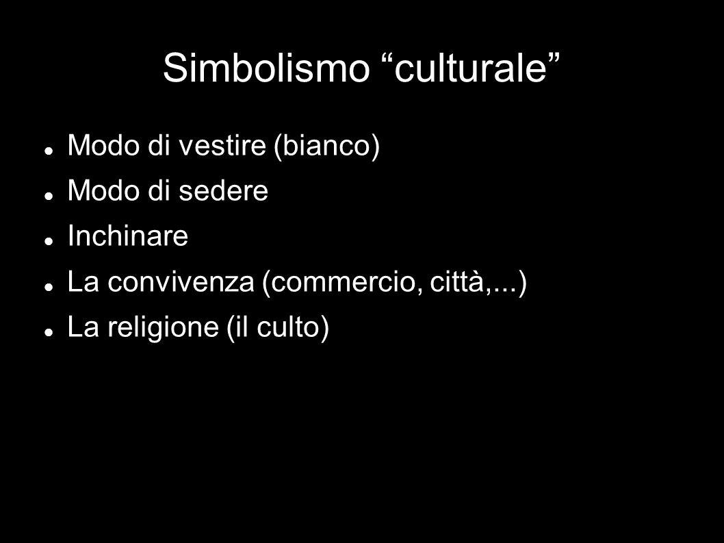 Simbolismo culturale