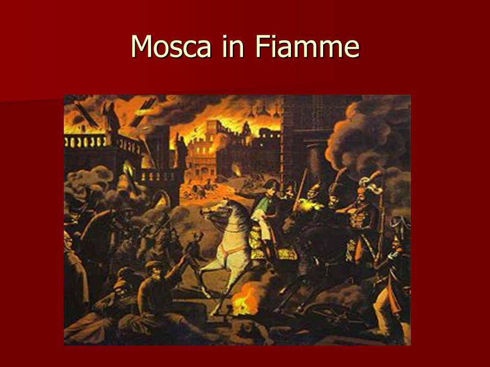 Mosca in Fiamme
