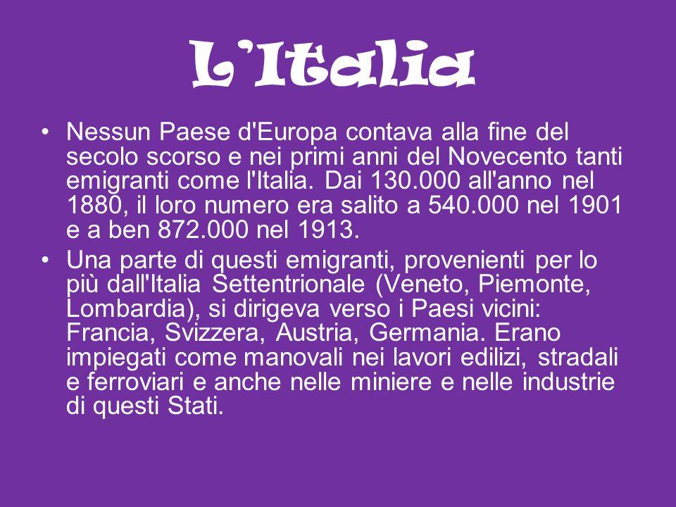 L'Italia
