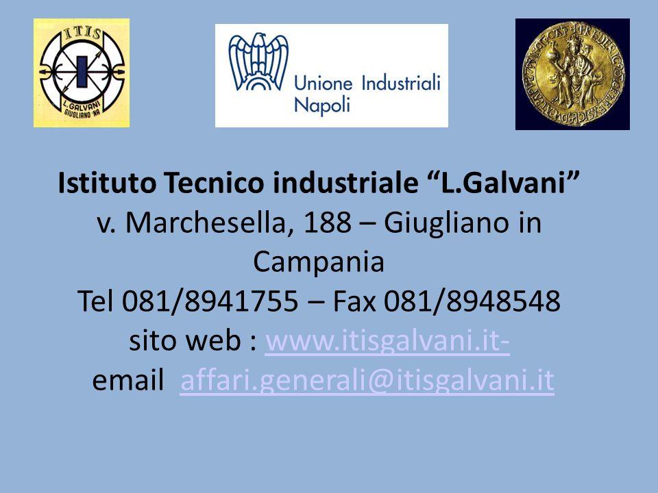 Istituto Tecnico industriale L. Galvani v