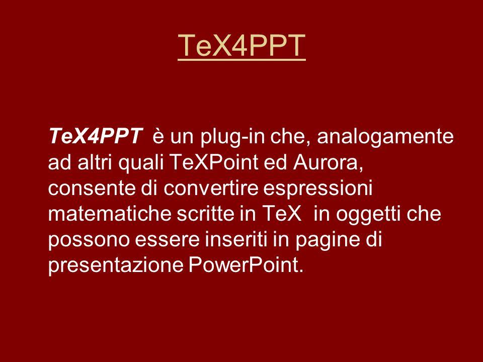TeX4PPT