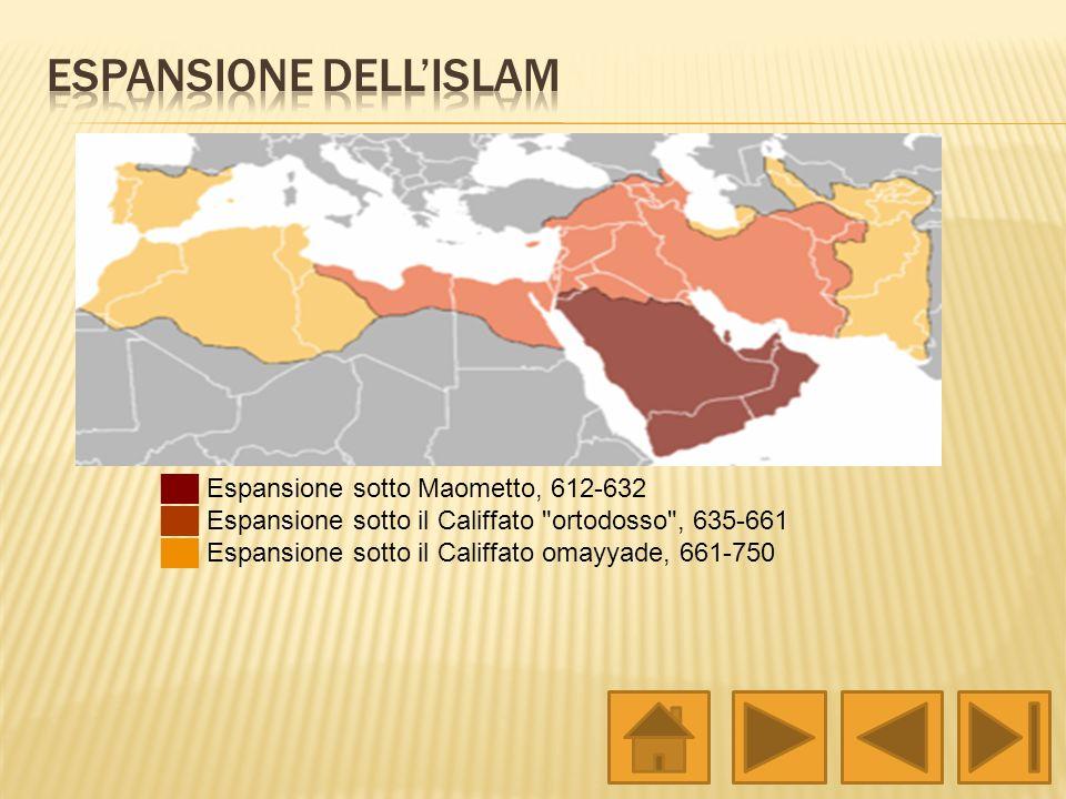 Espansione dell'Islam