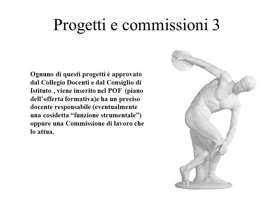 Progetti e commissioni 3