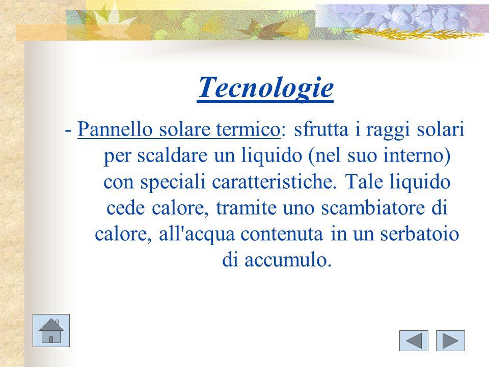 Liquido Per Pannello Solare Termico : Del modulo di progettazione ppt scaricare