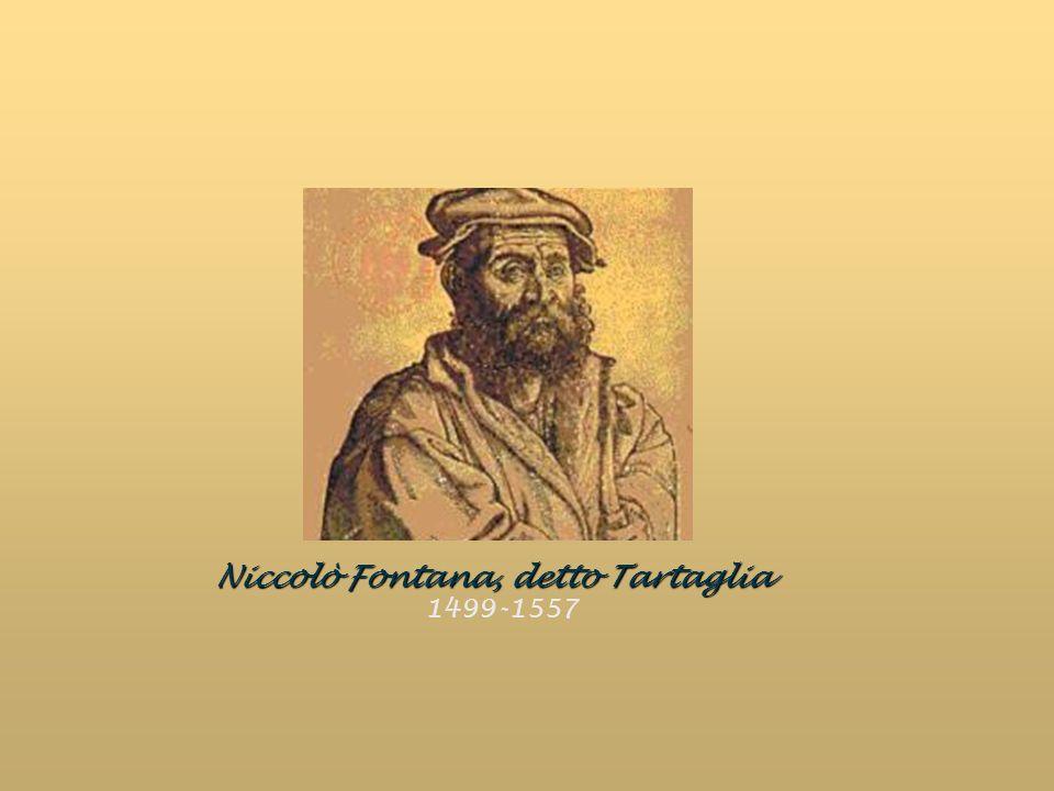 Niccolò Fontana, detto Tartaglia