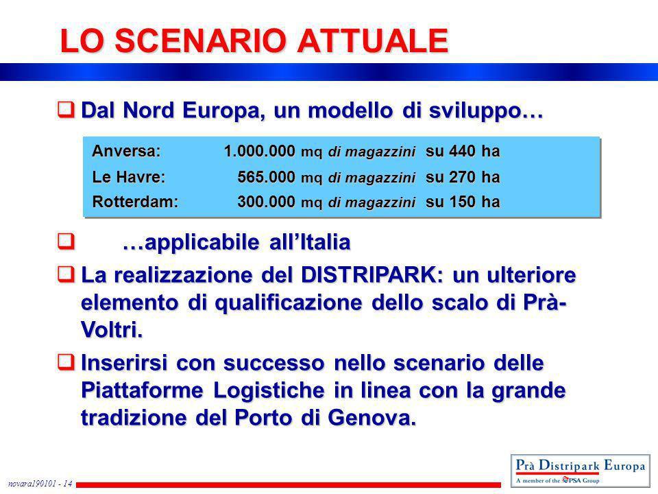 LO SCENARIO ATTUALE Dal Nord Europa, un modello di sviluppo…