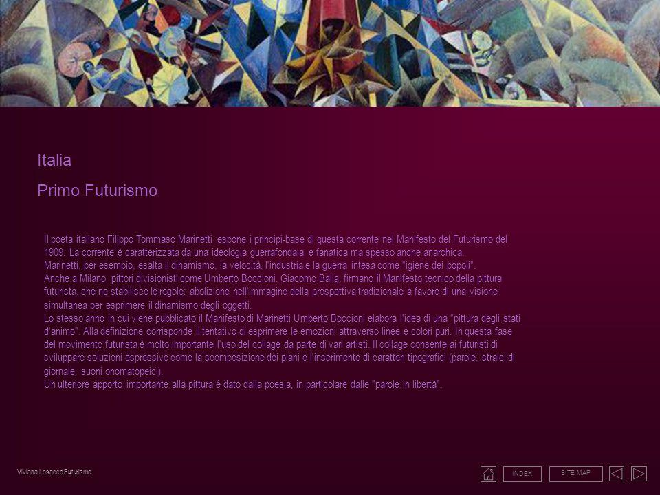 Italia Primo Futurismo