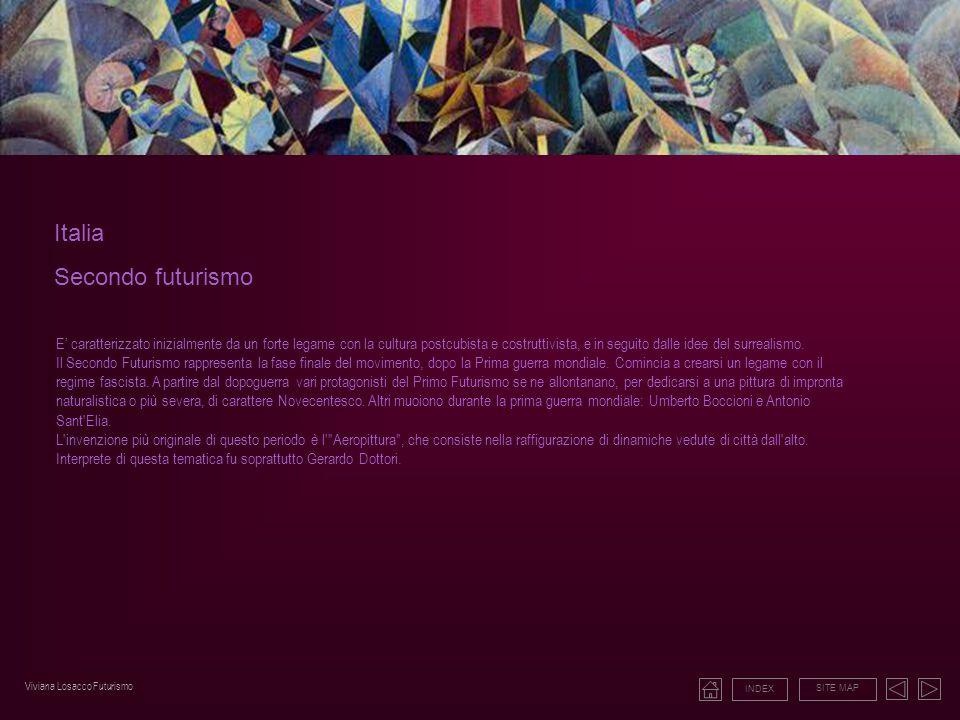 Italia Secondo futurismo