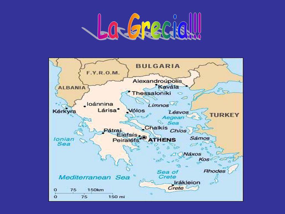 La Grecia!!!