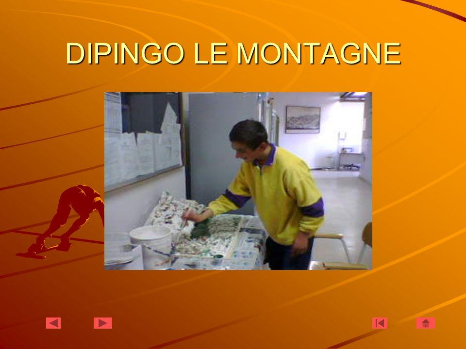 DIPINGO LE MONTAGNE