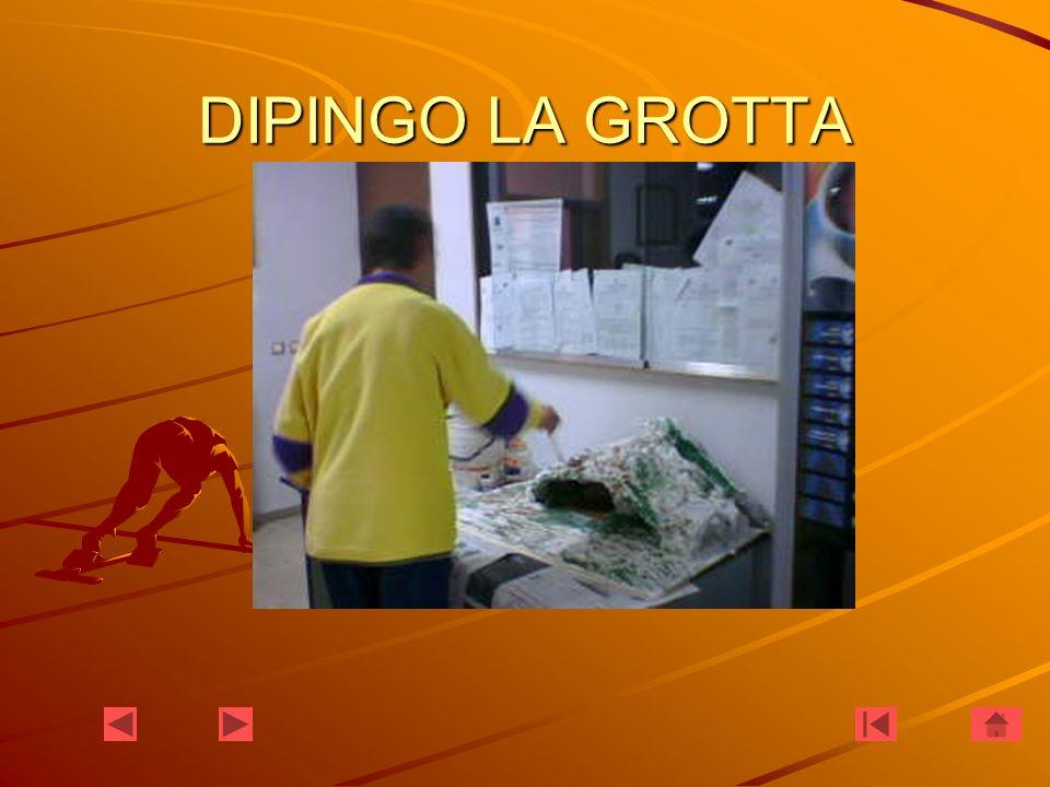 DIPINGO LA GROTTA