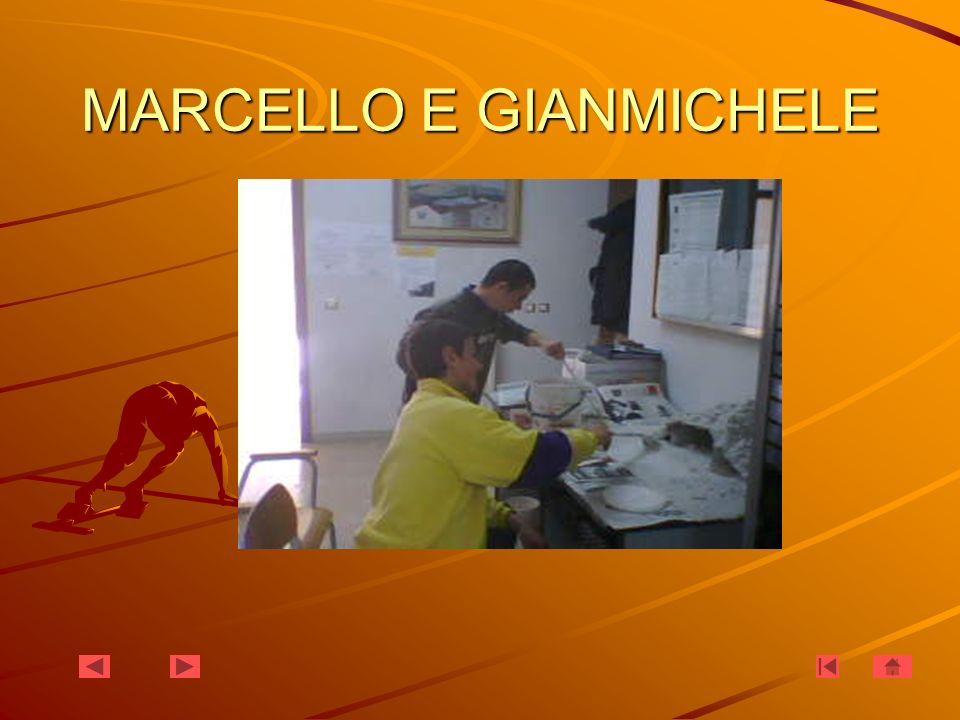 MARCELLO E GIANMICHELE