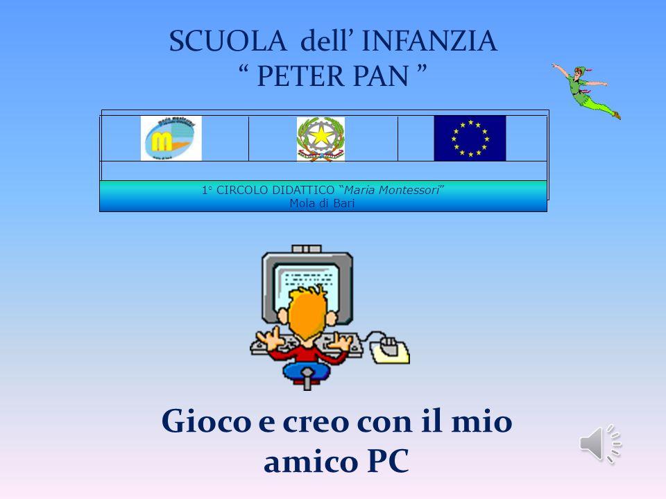 SCUOLA dell' INFANZIA PETER PAN
