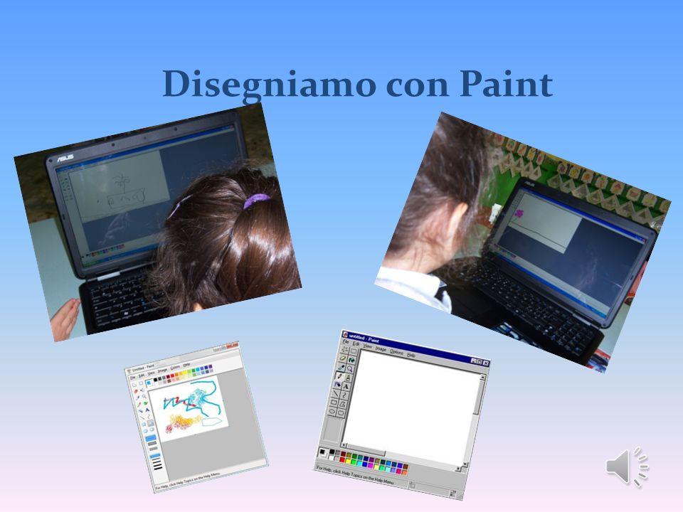 Disegniamo con Paint