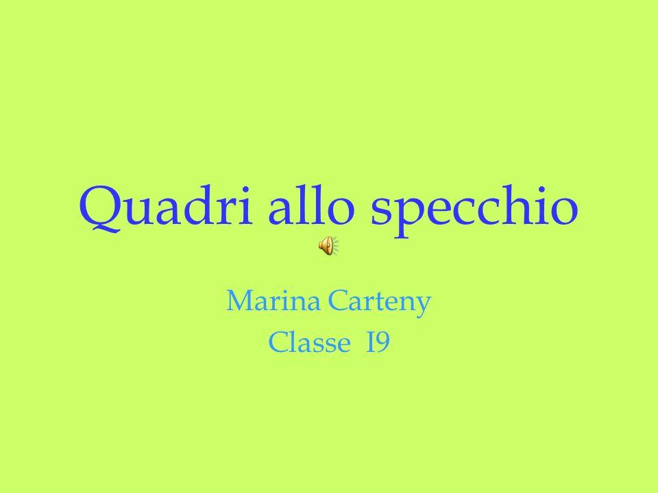 Marina Carteny Classe I9