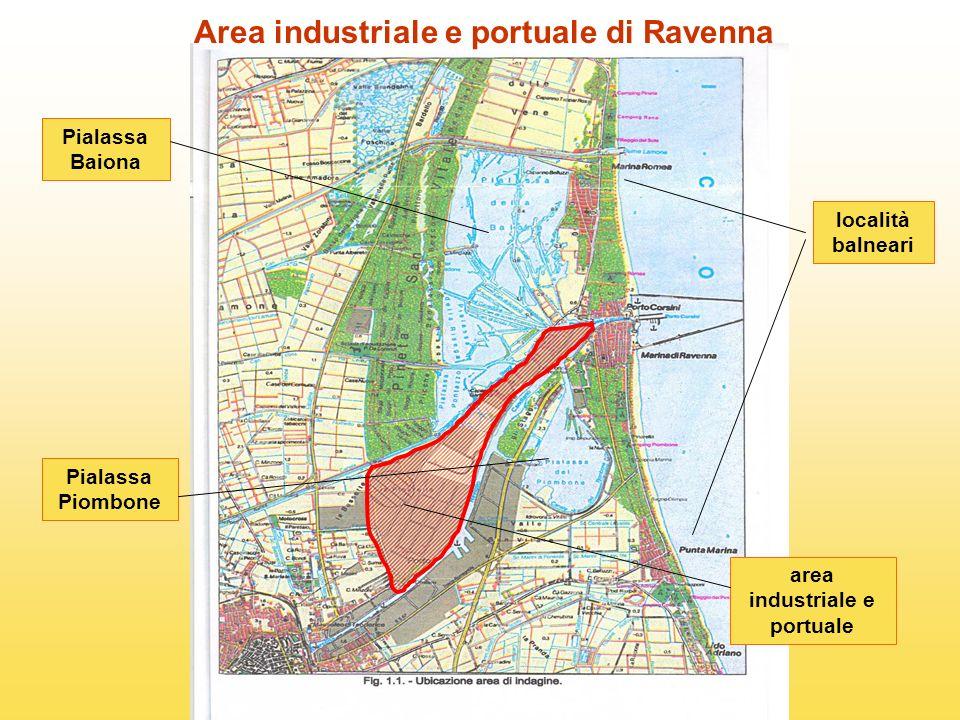 Area industriale e portuale di Ravenna area industriale e portuale