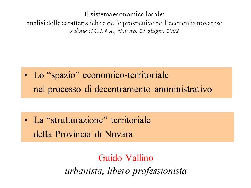 Guido Vallino urbanista, libero professionista