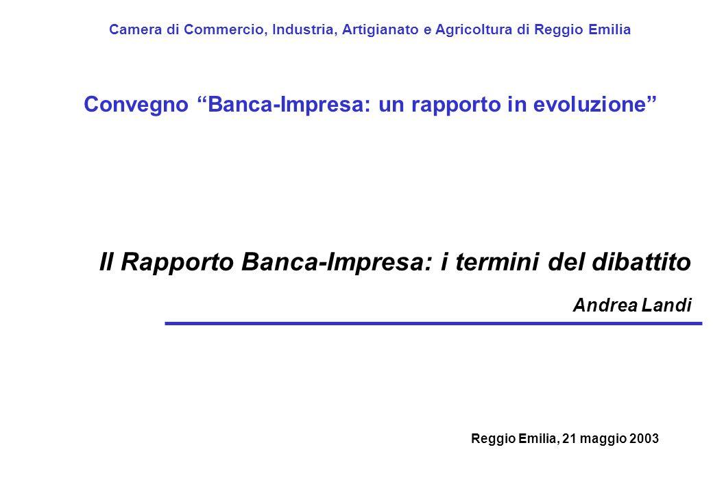 Convegno Banca-Impresa: un rapporto in evoluzione