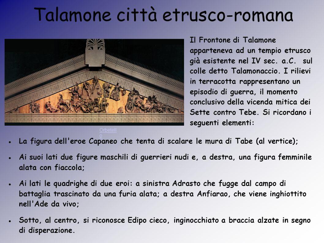 Talamone città etrusco-romana