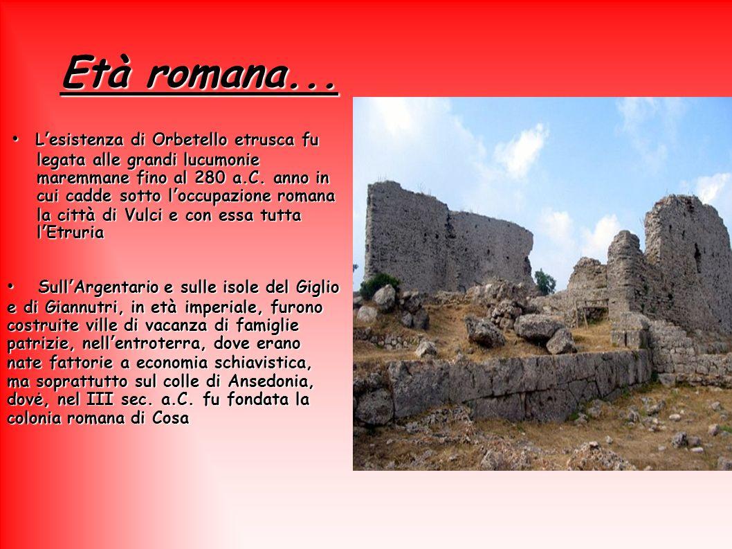 Età romana...