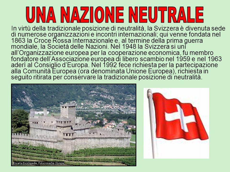 UNA NAZIONE NEUTRALE
