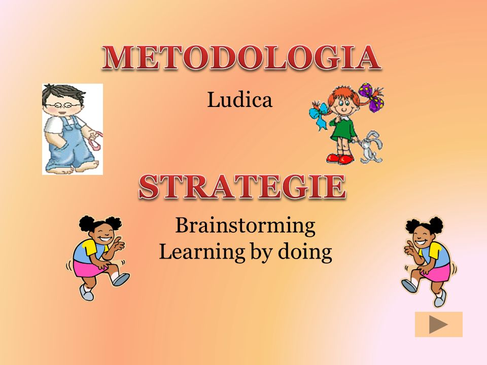 METODOLOGIA STRATEGIE