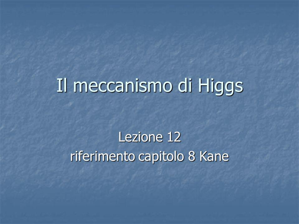 Lezione 12 riferimento capitolo 8 Kane