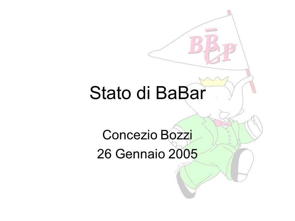 Concezio Bozzi 26 Gennaio 2005