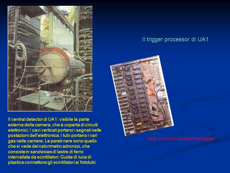 Il trigger processor di UA1