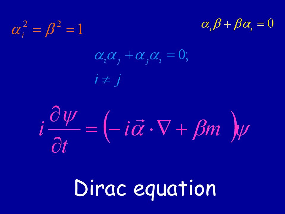 Dirac Notation for SPIN