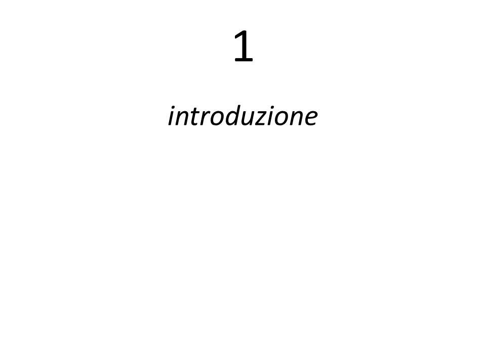 1 introduzione