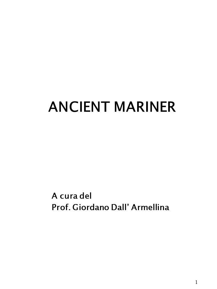 A cura del Prof. Giordano Dall' Armellina