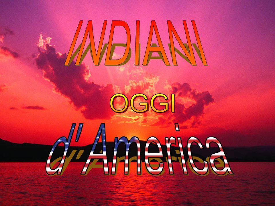 INDIANI OGGI d America