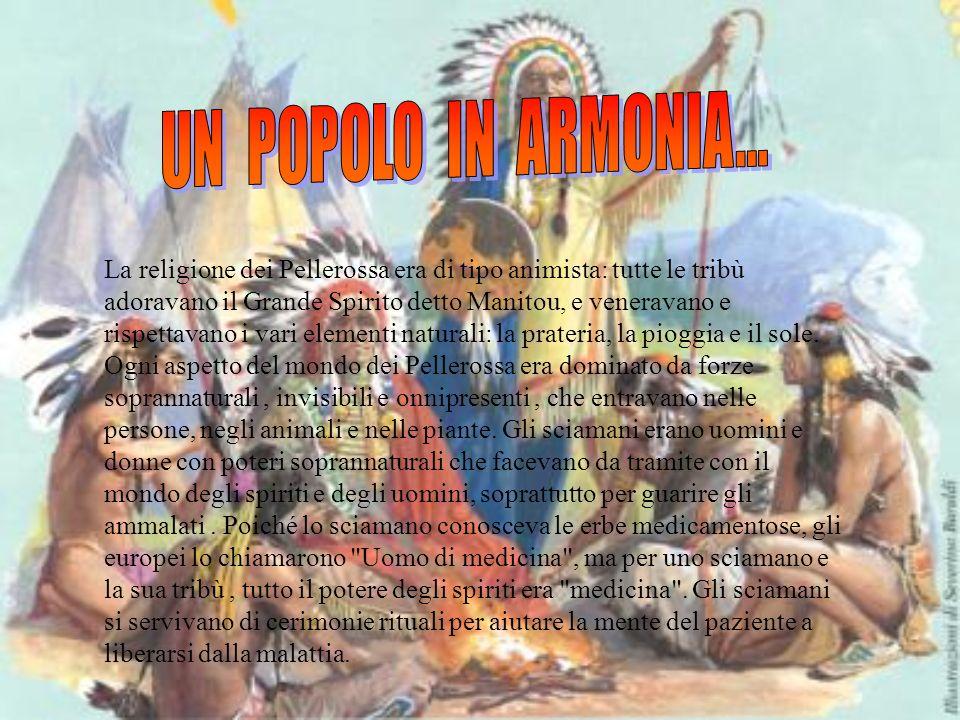 UN POPOLO IN ARMONIA...