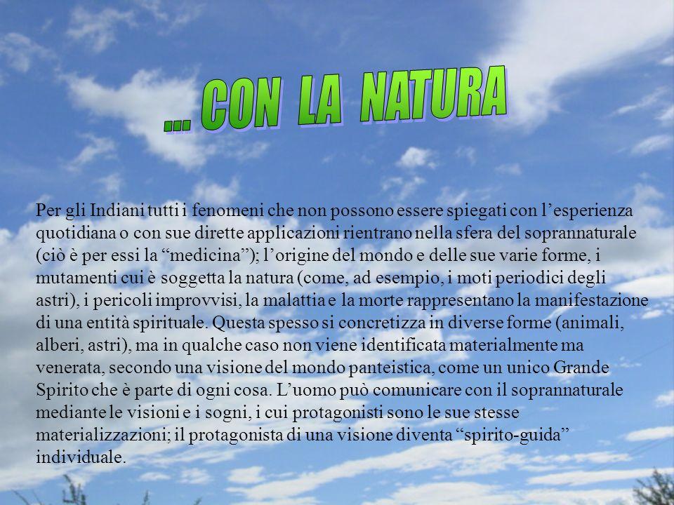 ... CON LA NATURA